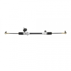 Steering Rack with Tie Rod Assembly